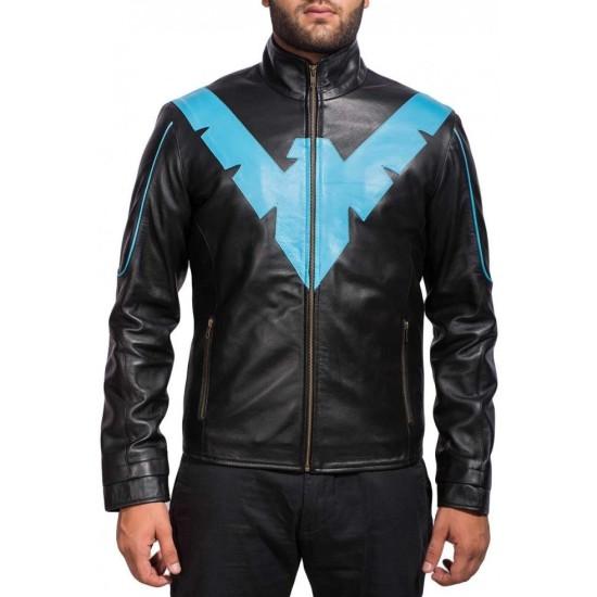 Dick Grayson Nightwing Jacket