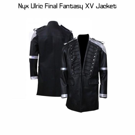 Final Fantasy XV Kingsglaive Nyx Ulric Jacket