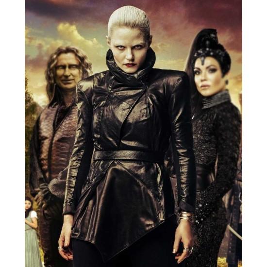 Emma Swan Once Upon a Time Season 6 Jacket