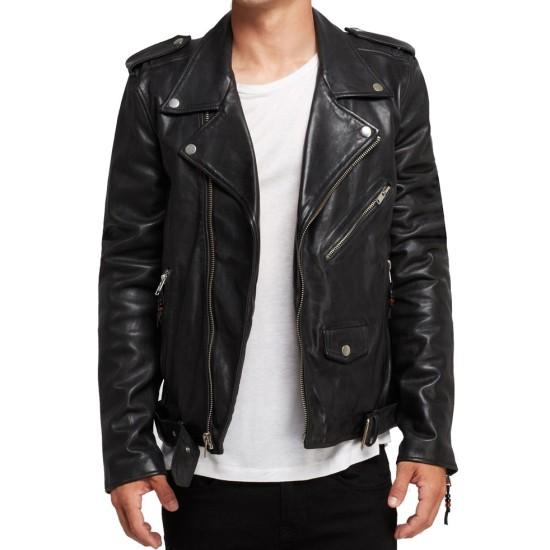 One Direction Zayn Malik Leather Jacket