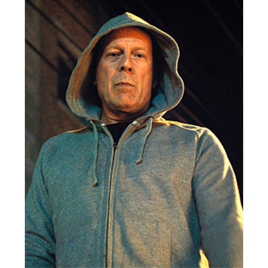 Death Wish Bruce Willis Hoodie