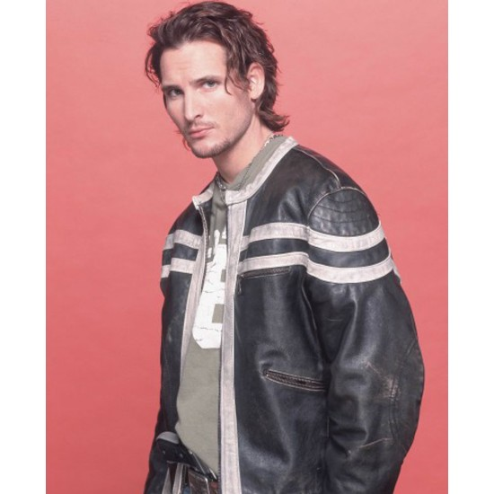 Fastlane Donovan Van Ray Leather Jacket