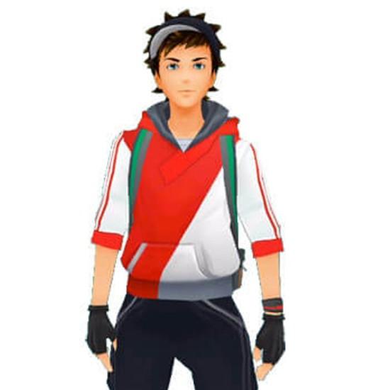 Trainer Pokemon Go Hoodie