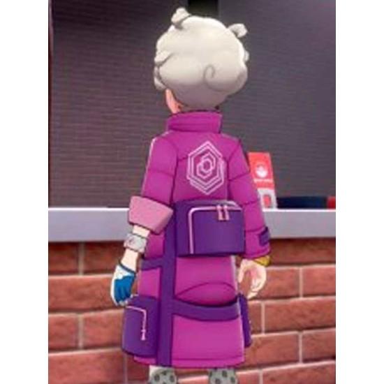 Pokemon Bede Cotton Coat