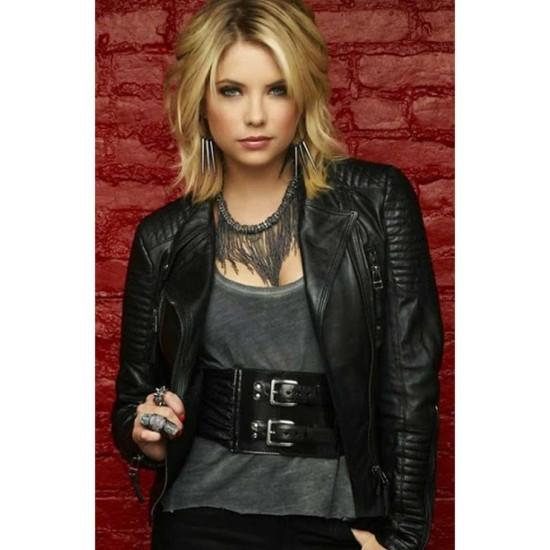 Hanna Marin Pretty Little Liars Ashley Benson Jacket