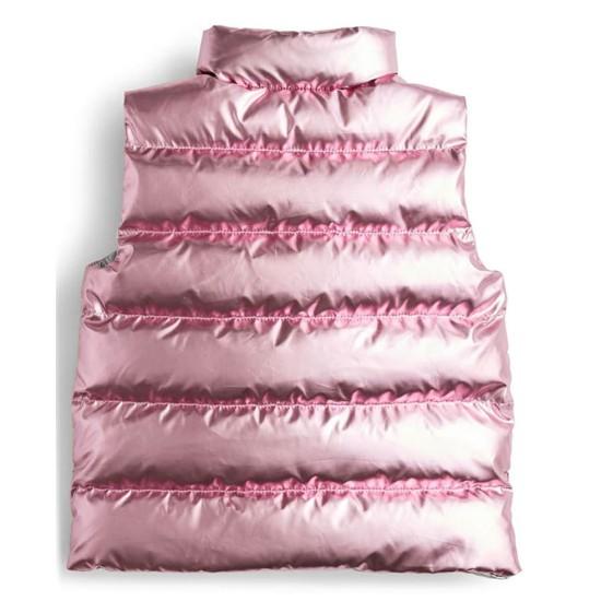 Bunk'd Mallory James Mahoney Pink Vest