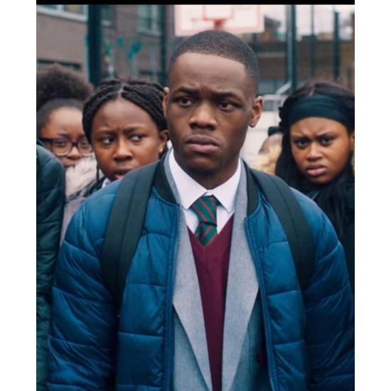 Blue Story Stephen Odubola Bomber Jacket