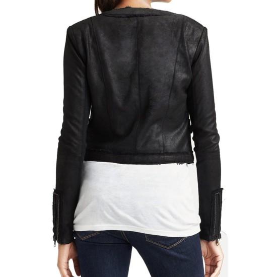 Hart of Dixie Zoe Hart Leather Jacket