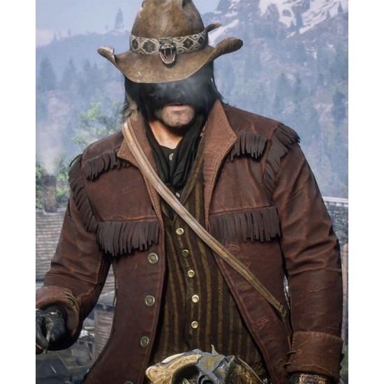 Arthur Morgan RDR2 Fringe Jacket