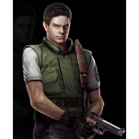 Chris Redfield Resident Evil Stars Vest