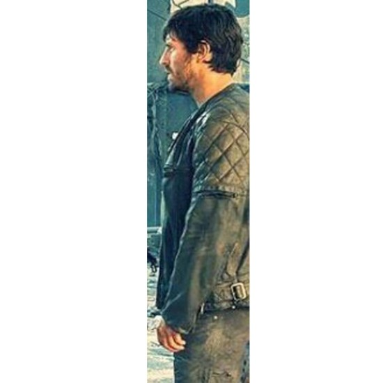 Doc Resident Evil The Final Chapter Eoin Macken Jacket