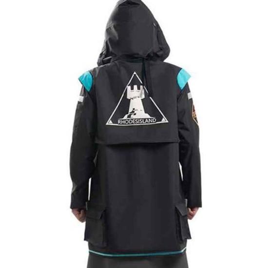 Arknights Doctor Black Jacket