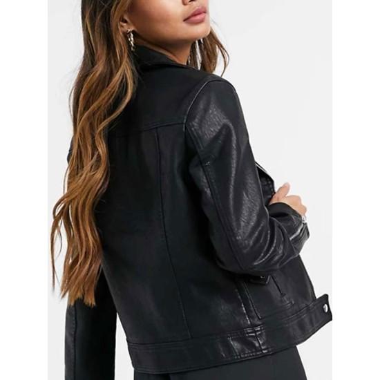 Vanessa Morgan Riverdale S05 Leather Jacket