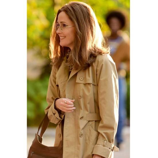 Gloria Steinem Mrs America Cotton Coat