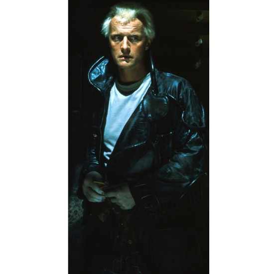 Roy Batty Blade Runner Rutger Hauer Trench Coat