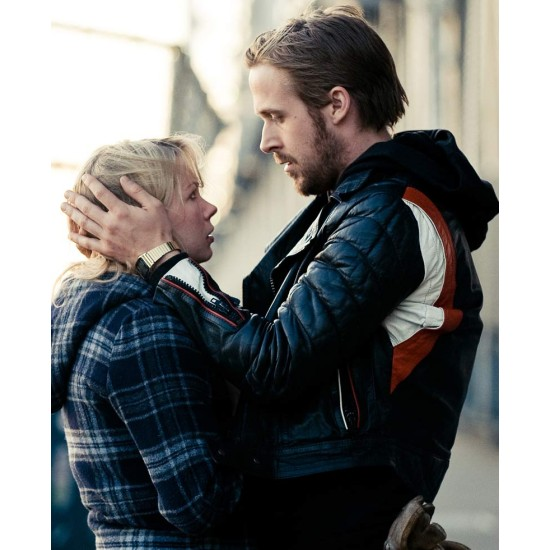 Blue Valentine Ryan Gosling Leather Jacket