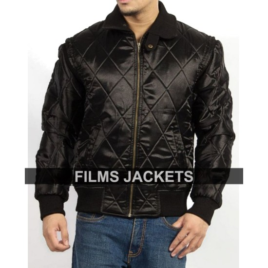 Ryan Gosling Drive Black Jacket