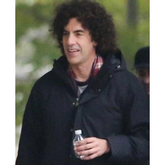 Sacha Baron Cohen The Trial of The Chicago 7 Coat