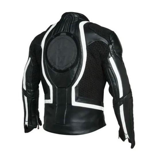 Garrett Hedlund Tron Leather Jacket