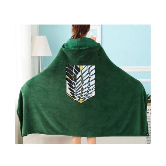 AOT Scouting Legion Blanket Cape