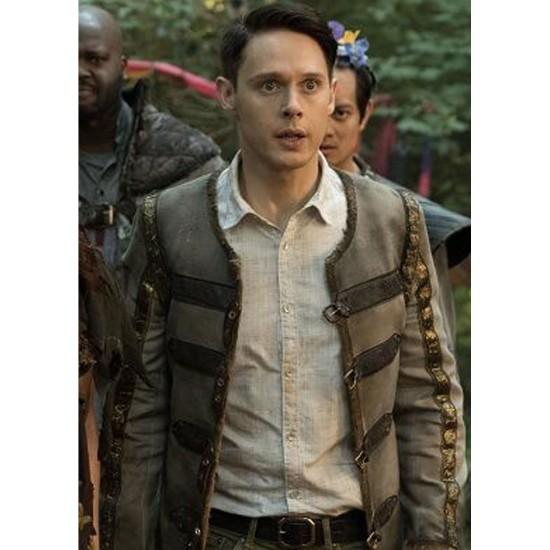 Dirk Gently's Holistic Detective Agency Season 02 Cotton Jacket