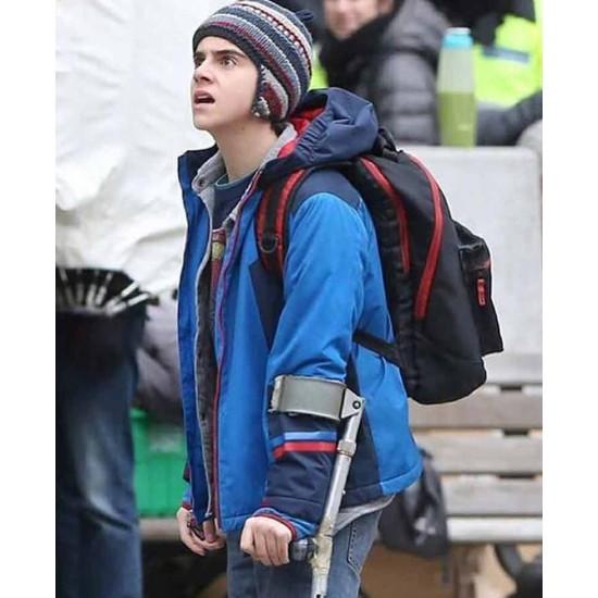 Shazam Jack Dylan Grazer Blue Jacket