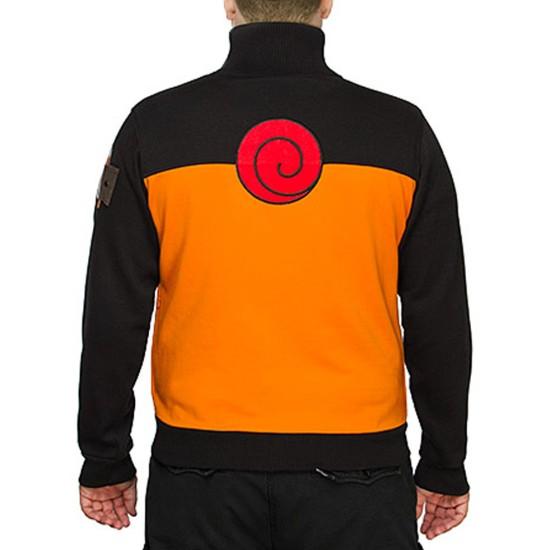Shippuden Naruto Uzumaki Jacket