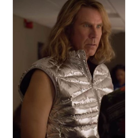Eurovision Song Contest Will Ferrell Satin Vest