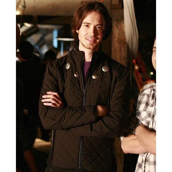 Ryan Kennedy Smallville Rokk Krinn Jacket