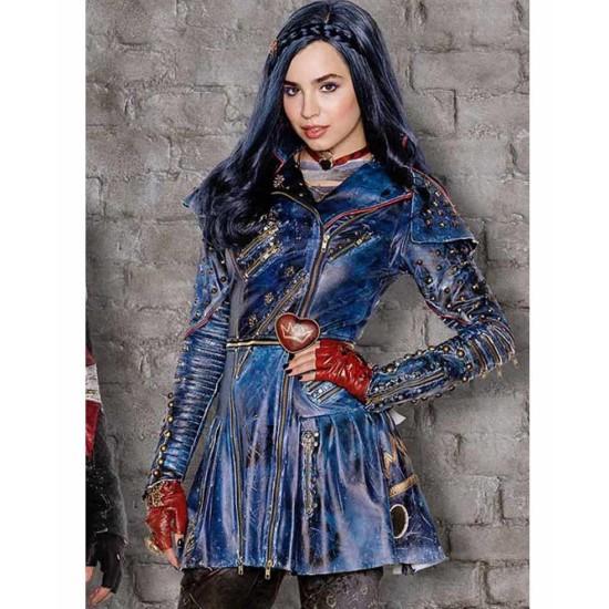 Descendants 2 Evie Leather Jacket