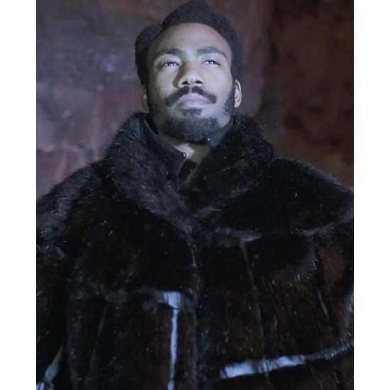 Solo A Star Wars Story Donald Glover Coat