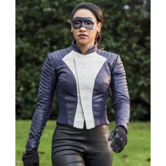 The Flash Speedster Leather Jacket