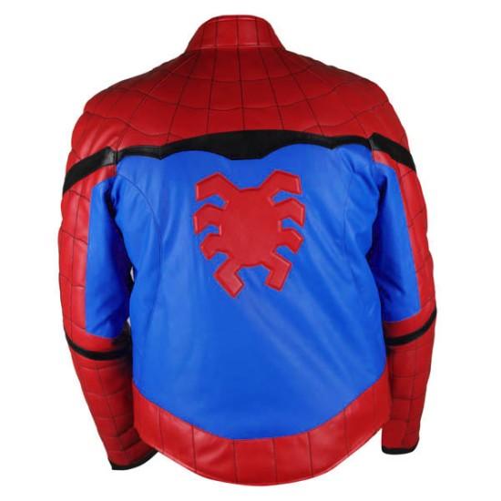 Spider-Man Homecoming Jacket