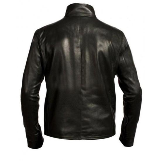 Spider-Man Venom Leather Jacket