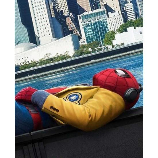 Spiderman Homecoming Yellow Jacket