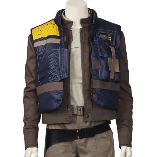 Cassian Andor Star Wars Rogue One Vest