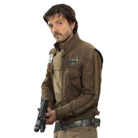 Star Wars Rogue One Film Cassian Andor Jacket
