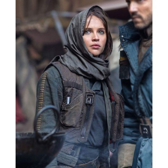 Star Wars Rogue One Jyn Erso Jacket with Vest