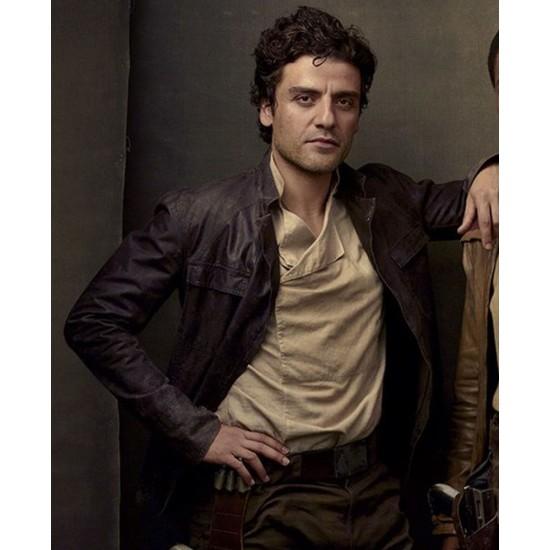 Poe Dameron Last Jedi Jacket
