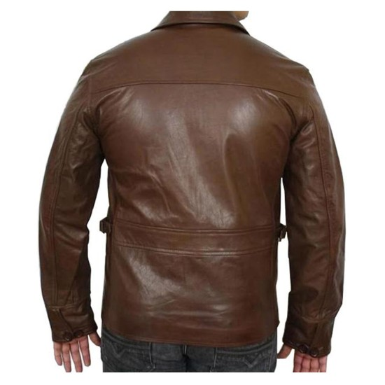 David Starsky and Hutch Leather Jacket