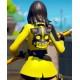 Fortnite Starter Pack Skin Yellow Blazer