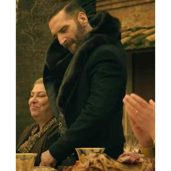 Adamo Dionisi Suburra Season 03 Black Coat