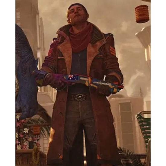 Captain Boomerang Suicide Squad Kill the Justice League Coat