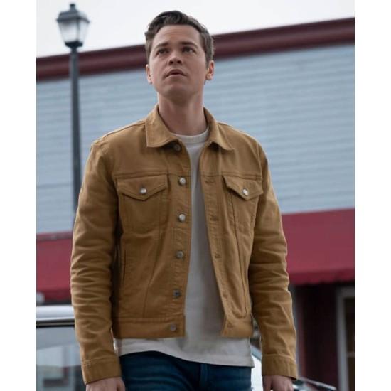 Alexander Calvert Supernatural Season 15 Jacket