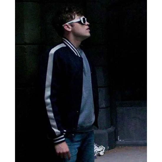 Alexander Calvert Supernatural Season 15 Bomber Jacket