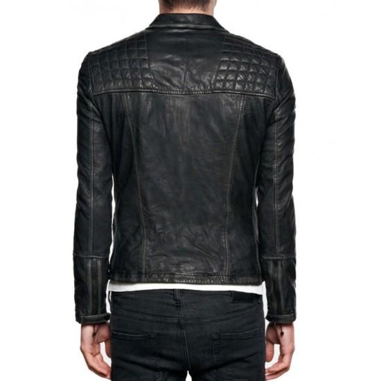 Supernatural Dean Winchester Season 10 Leather Jacket