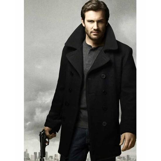 Bryan Mills Taken Coat