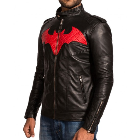 Batman Beyond Terry Mcginnis Leather Jacket