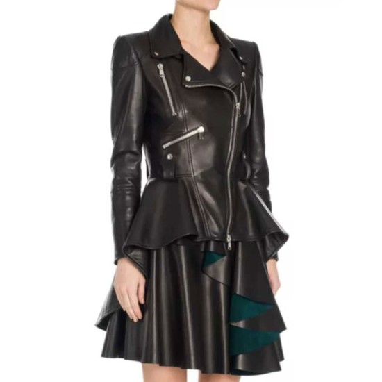 Eliza Taylor The 100 Frock Style Jacket