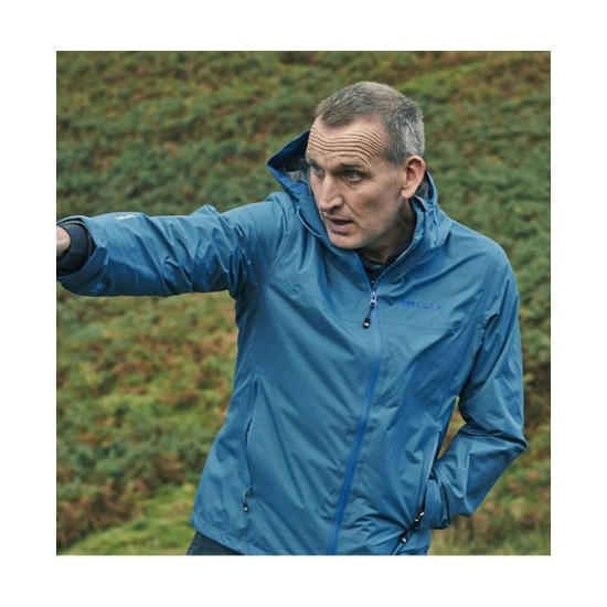 Christopher Eccleston The A Word Jacket
